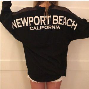 Newport Beach Game Day Spirit Jersey SO SO CUTE!!